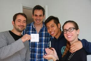 Happy Team (CC License)